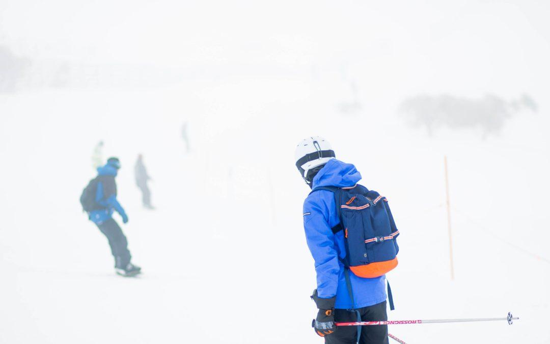 Skin Ski Maintenance